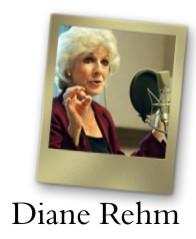 Diane discusses online video