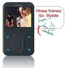 iPOD video for fitness trainers