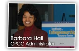CPCC's BarbaraHall