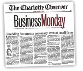 Charlotte ObserverNewspaper