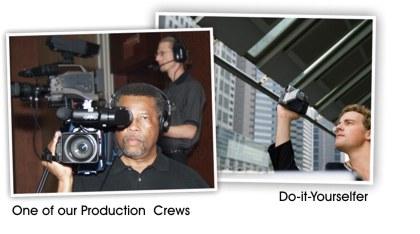 Pro vs AmateurVideo