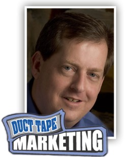 John Jantsch Duct Tape Marketing